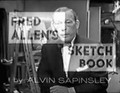 Fred Allen's Sketchbook (1954) DVD