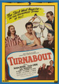 Turnabout (1940) DVD