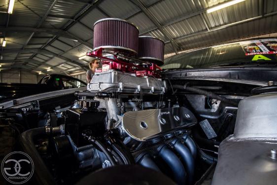 419ci LS3 Stroker Engine