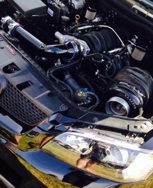 Supercharger Kits Holden Ve V8: LSX Performance Parts