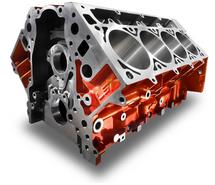 GM Performance LSX Bowtie Bare Cast Iron Block