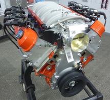 LSX 376 450HP N/A Crate Engine