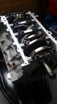 376ci Forged LS3 Engine - Short Motor