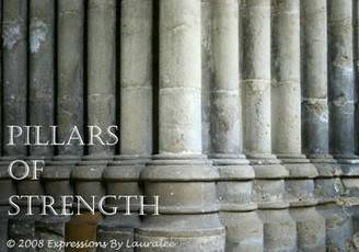 PILLARS OF STRENGTH CARD