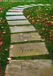FOLLOW YOUR HEART CARD