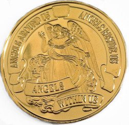 ANGEL GOLD SPECIALTY MEDALLION