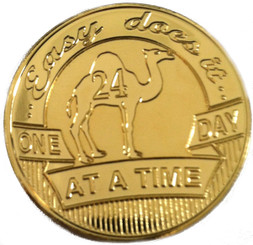 Camel Specialty Gold Medallion