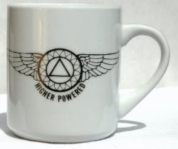 HIGHER POWERED MUG