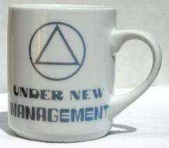 NEW MANAGEMENT MUG