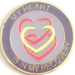 MY HEART IS IN MY RECOVERY