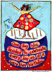 CELEBRATE EVERY DAY CARD