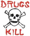 DRUGS KILL TEE