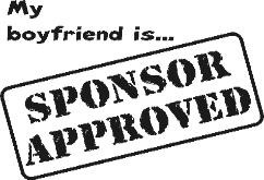 Boyfriend- Sponsor Approved
