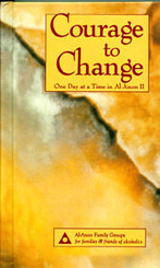 Courage To Change (Hardcover)