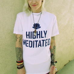 Highly Meditated T-Shirt