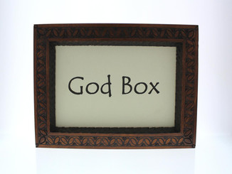 Picture Frame Box