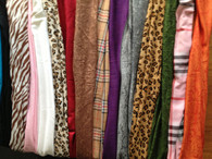 Pashmina Assortment for On-Location Fundraiser - Box of 150