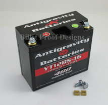 Antigravity Batteries Lithium Ion Ducatti Battery YT12BS-16 OEM Case Size - 16 Cell