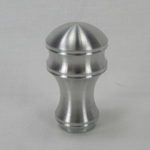 After Hours Choppers Nipple Grip BILLET ALUMINUM Motorcycle Shift Knob - Jockey Suicide Shifter with 3/8-24 Thread - CNC Machined - MADE IN THE USA - Harley Bobber Chopper Cafe Racer Brat