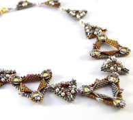 Serval Necklace Beading Pattern