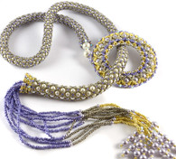 Aria Necklace Beading Pattern