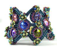 Saffron Bracelet Beading Pattern