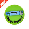 New, Allergy Injector Charm