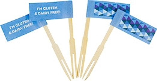 I'M DAIRY AND GLUTEN FREE FLAGS