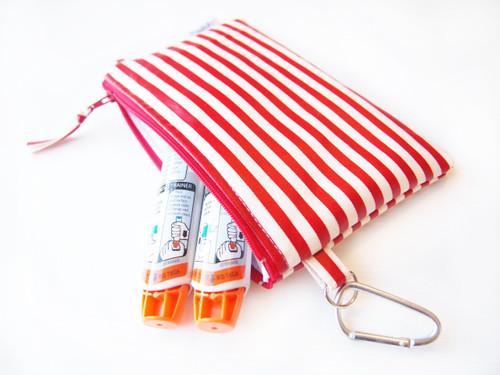 Stripes Epi Case
