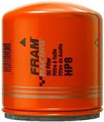 "FRAM HP8 High Performance Oil Filter Chevrolet 4.00"" Height"