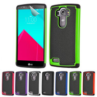 32nd dual-layer shockproof LG G4 Case in a range of colours.