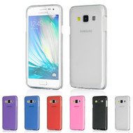 32nd crystal gel Samsung Galaxy A3 (2015) Case in a great selection of colours.