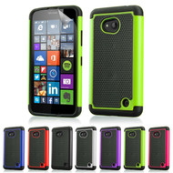 32nd dual-layer shockproof Microsoft Lumia 640XL Case in a range of colours.
