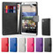 32nd synthetic leather book wallet HTC Desire 626 Case in a range of colours.