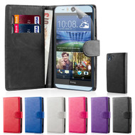 32nd synthetic leather book wallet HTC Desire EYE Case in a range of colours.