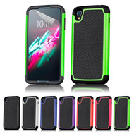 32nd dual-layer shockproof Alcatel Idol 3 4.7 inch Case in a range of great colours.