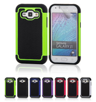 32nd dual-layer shockproof Samsung Galaxy J1 2015 Case in a range of stylish colours.