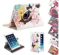 32nd 360 Degree synthetic leather design book stand Apple iPad 2/3/4 Case.