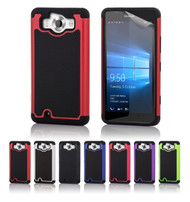 32nd dual-layer shockproof Microsoft Lumia 950 Case in a great range of colours.