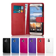 32nd synthetic leather book wallet HTC One A9 Case in a range of attractive colours.