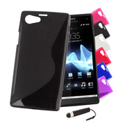 32nd slim s-line gel Sony Xperia Z1 Compact Case.