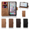 32nd premium Italian leather book wallet Apple iPhone 6 Plus 5.5 inch Case.