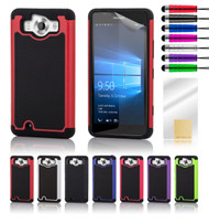 32nd dual-layer shockproof Microsoft Lumia 950XL Case in a range of great colours.