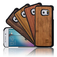 32nd wooden back Samsung Galaxy S6 Case.