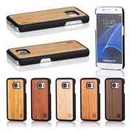 32nd wooden back Samsung Galaxy S7 Case.