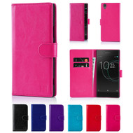 32nd synthetic leather book wallet Sony Xperia XA Case in a range of fantastic colours.