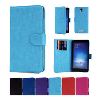 32nd synthetic leather book wallet Xiaomi Redmi Note 2 Case in a range of fantastic colours.