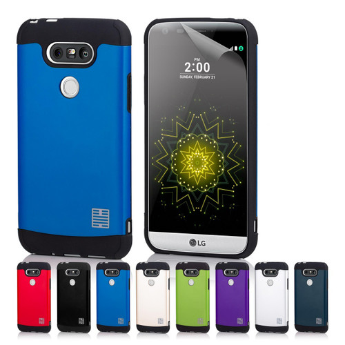 32nd slim armour shockproof LG G5 Case in a great range of colours.