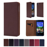 32nd real leather classic wallet HTC Desire 626 Case in a range of fantastic colours.