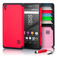 32nd slim armour shockproof Sony Xperia Z5 Case in a great range of colours.